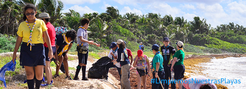 Limpiemos nuestras playas