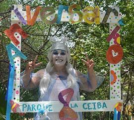 Parque La Ceiba celebra su octavo aniversario