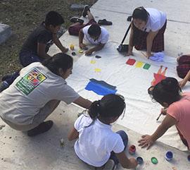 Voluntariado en Educación Ambiental