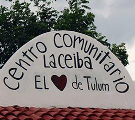 Inauguración Centro Comunitario La Ceiba Tulum