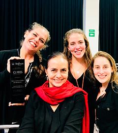 Premio CLARES 2017