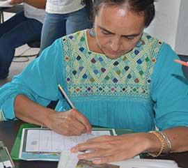Voluntariado en el Centro Comunitario Chemuyil