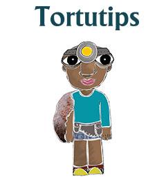 Inicia Campaña Tortutips