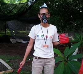 Voluntariado en el vivero